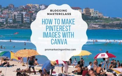 How to Make Pinterest Images and Pins with Canva