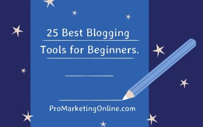 25 Best Blogging Tools for Beginners – Free and Paid