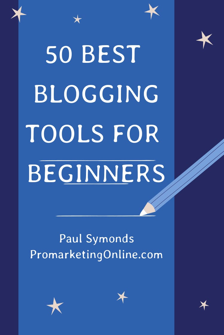 50 Best Blogging Tools for beginners and for established bloggers. Tools that will save you time and that will get you results. Some of the nifty tools include the headline maker, hosting solutions, domain name suggestion tool, graphic tools, site speed checks and mobile device view checker.