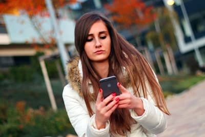 Blog content for smartphones and mobile iphones