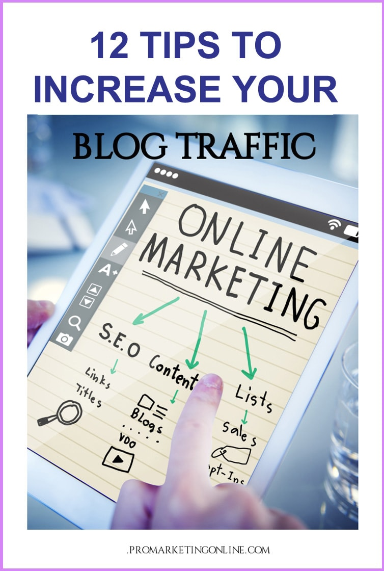 SEO tips to increase your blogs traffic