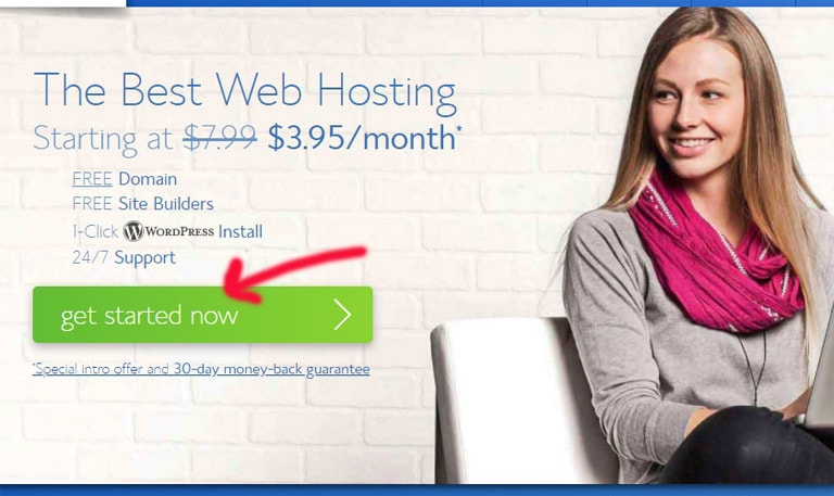 Start a Blog hosting options