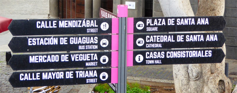 Even the art of wayfinding can be a blogging niche